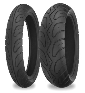 Shinko 006 Podium Radial Front & Rear Tire Set