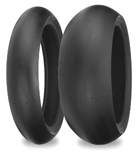 Shinko 008 Race Radial Front & Rear Tire Set