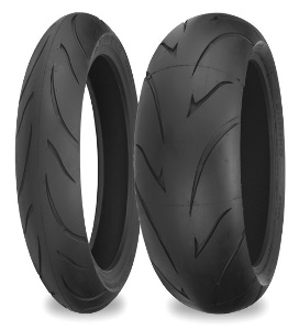 Shinko 011 Verge Sport-Touring Radial Front & Rear Tire Set