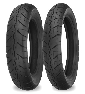 Shinko 230 Tour Master Front & Rear Tire Set