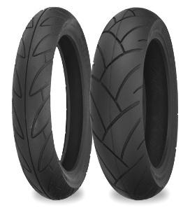 Shinko SR740/SR741 Series Front & Rear Tire Set
