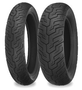 Shinko SR733/SR734 Series Front & Rear Tire Set