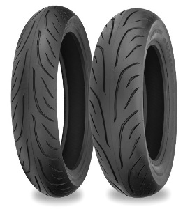 Shinko SE890 Journey Touring Radial Front & Rear Tire Set