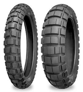 Shinko 804/805 Series Big Block Front & Rear Tire Set