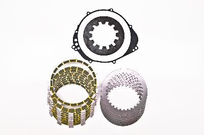 Barnett Kevlar Complete Clutch Kit with OEM Gasket