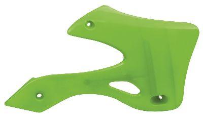 Acerbis Radiator Shrouds, Green  2043770006