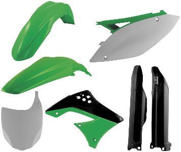 Acerbis Plastic Kit, Original 08  2041050357