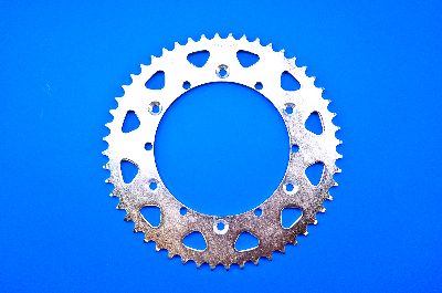 JT Sprocket,s 520 Steel Rear Sprocket, 52T