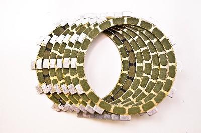 Namura Piston Ring 180851 KAWASAKI SUZUKI KDX50 JR50 NX-30050 03-06 Size 41.46mm
