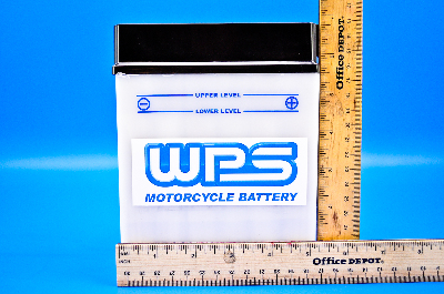 WPS CB14A-A2~MAR Conventional 12V Heavy Duty Battery With Acid Pack