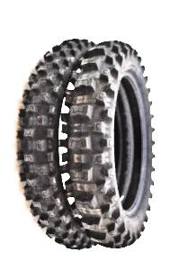 Michelin MS3 StarCross Mini Front & Rear Tire Set