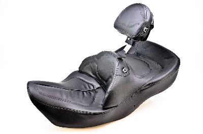 Fine Saddlemen Road Sofa Seat With Driver Backrest Home Interior And Landscaping Ologienasavecom