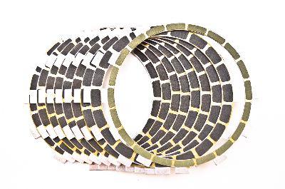 Barnett Carbon Fiber Friction Clutch Plate Kit 9 Plates