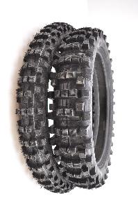 Kenda K760 Trakmaster II Dual Sport Front & Rear Tire Set