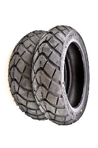Kenda K761 Dual Purpose Scooter Front/Rear Tires (2 Tires)