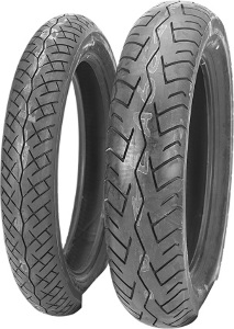 Bridgestone Battlax BT-45H Front & Rear Tire Set