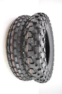 Bridgestone TW31/TW34 Trail Wing Front & Rear Tire Set