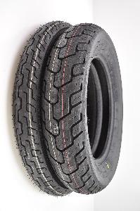 dunlop d404 front u0026 rear tire set u0026