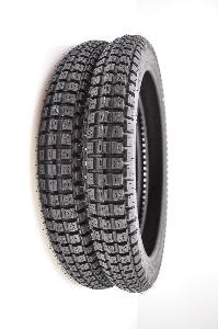 Shinko SR 241 Series Front/Rear 4-Ply Tire 2.50-15 TT 34L (2 Tires)