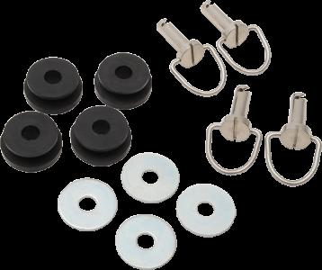 Drag Specialties Bailhead fastener Kit