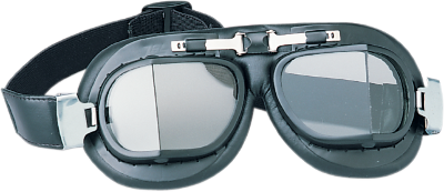 Drag Specialties One Size Fits Most Street Goggles, Clear