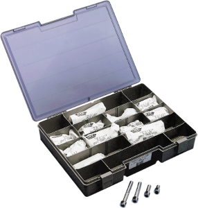 Drag Specialties Complete Kit Coarse-Thread Socket-Head Bolt Kit