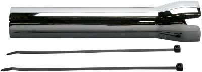 Cobra Chrome Driveshaft Cover