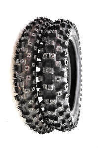 Bridgestone M403/M404 Front & Rear Tire Set