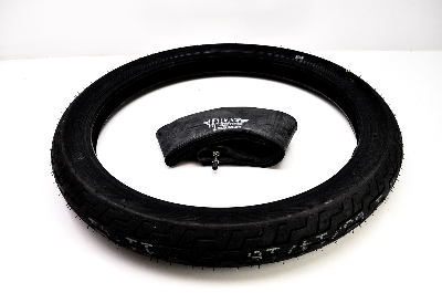 Dunlop D402 Harley Series Front Tire with Inner Tube