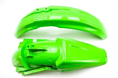 Color Acerbis Plastic Kit Green 2071000243 Original 02
