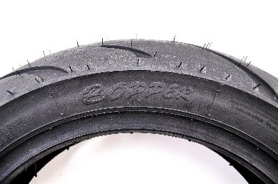 Michelin Scooter or Moped Bopper 120//70-12 Front//Rear Tire 69058