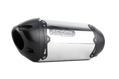 Two Brothers S1R Black Series Full Exhaust System - Aluminum