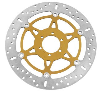 EBC Standard Rear Brake Rotors