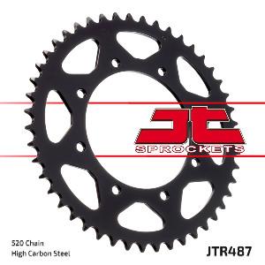 JT Sprocket,s 520 Steel Rear Sprocket, 42T