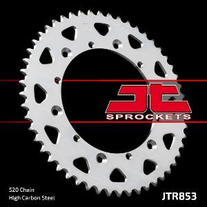 JT Sprocket,s 520 Steel Rear Sprocket, 45T