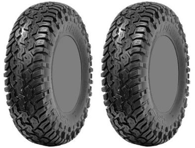 Cheng Shin Lobo RC CH68 Tire Set (4 Tires) 35X10R-17