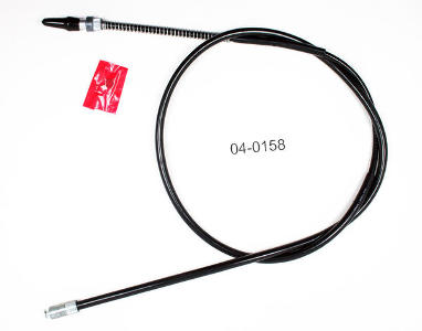 K287001E Parts Unlimited Speedometer Cable