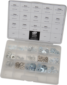 Motion Pro Metric Washer Kit