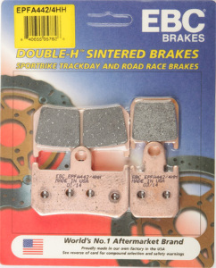 EBC Extreme Performance Front Brake Pads