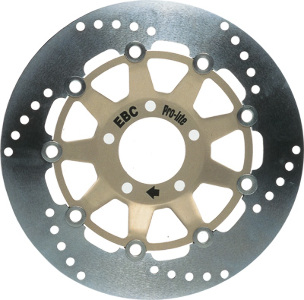 EBC Standard Front Brake Rotor