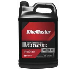 BikeMaster Full-Synthetic Oil, 1gal.