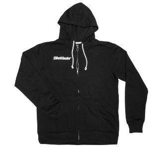 BikeMaster Black Men's Build Monkey Sweatshirt, Medium