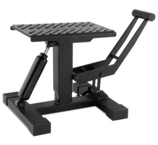BikeMaster Black Easy Lift and Lower Stand, 13-17.5""
