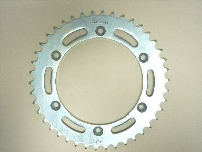 Sunstar Steel Rear Sprocket, 42T