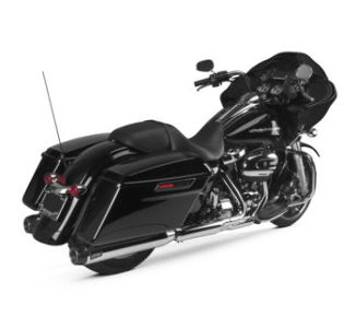 Two Brothers Racing Dual Slip-Ons Chrome w/Carbon Endcap