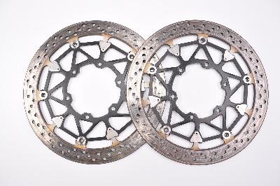 Front Rotors