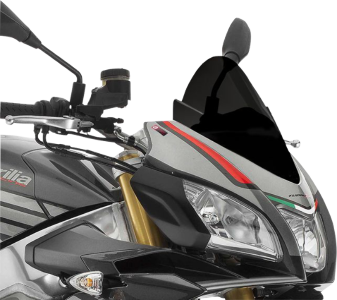 PUIG - 7615N - Racing Windscreen, Black