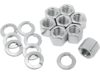 Colony Cylinder Base Nut Kit, Chrome  8104-16