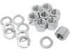 Colony Cylinder Base Nut Kit, Chrome  8106-16