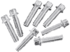 Colony Lifter Base Screws, 12 Point Style - Chrome  8711-8
